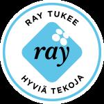 RAY tukee sininen PNG